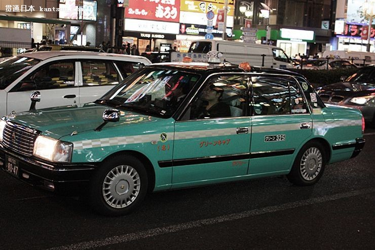 日本的士全球第二贵,60块钱跑不到3公里,只有一种人常坐
